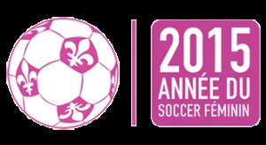 2015 année soccer féminin